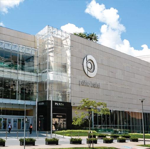 Shopping Pátio Batel - Curitiba